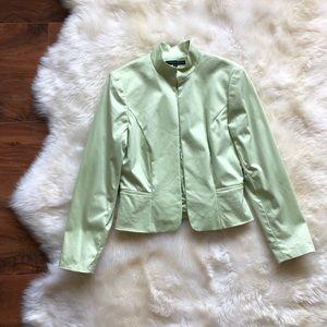 Antonio Melani Lime Green Blazer Jacket